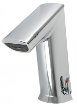 MID PROFILE BASYS FAUCET W/ MIXER - 0.5 GPM