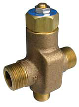 THERMOSTATIC MIXING VALVE-MALE THDS