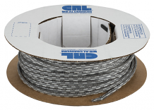 "ZIPPER PILE WEATHERSTRIP (100' ROLL, .160"" BACKING)"