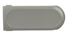 SIDE PUSH BAR FOR WATER COOLER - GRAY