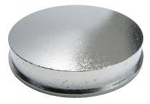CHROME BUTTON FOR WATER COOLER