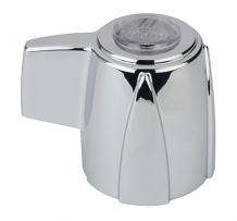 CHROME HOT HANDLE W/INDEX