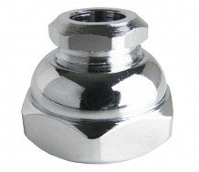 CHROME BONNET NUT ASSEMBLY