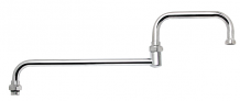"""18"""" DOUBLE JOINTED SPOUT ASSEMBLY"""