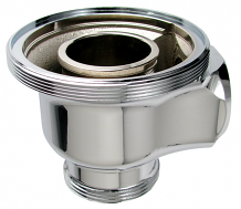 FLUSH VALVE BODY ONLY (WITHOUT HANDLE OPENING)