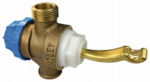 COMPLETE WASHFOUNTAIN FOOT VALVE
