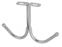 DOUBLE PRONG CEILING HOOK