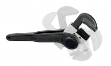 """10"""" RATCHET WRENCH W/ 1-1/2"""" JAW CAPACITY"""