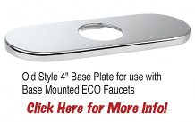 """4"""" COVER PLATE"""