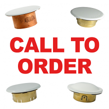 SPRINKLER COVERS *CALL TO ORDER*
